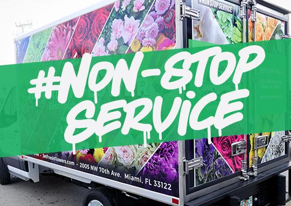 Non-Stop Services