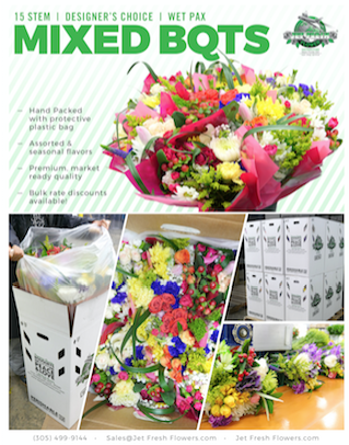 Mixed Designer Choice Bouquets