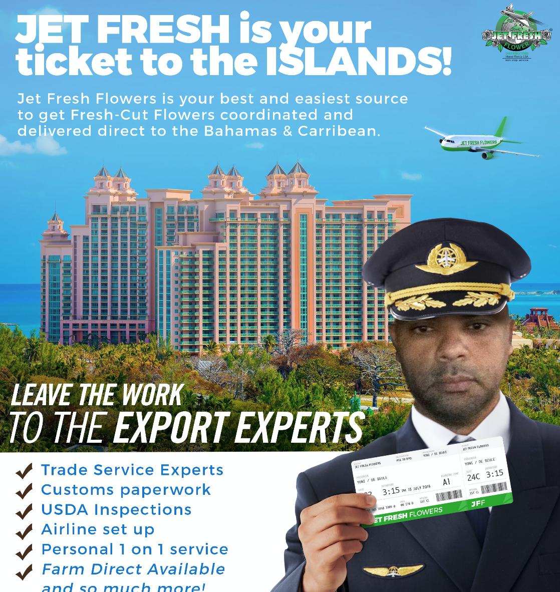 Islands Ticket