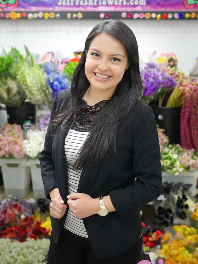Maria Jose Flores