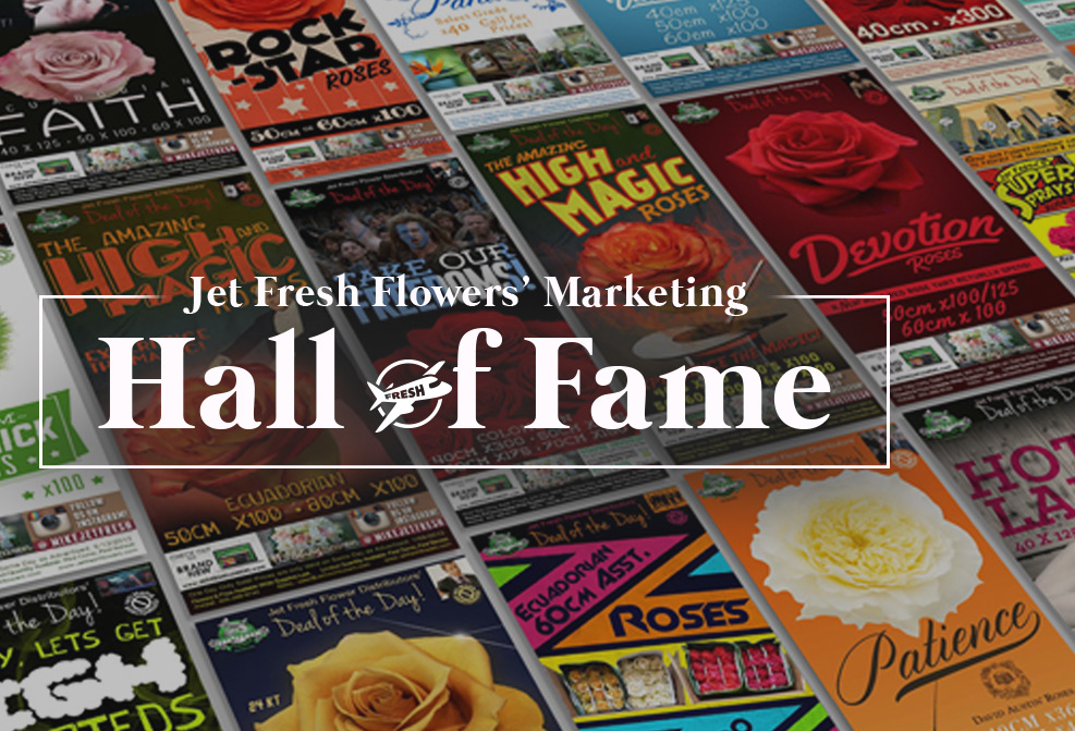Marketing Hall of fame