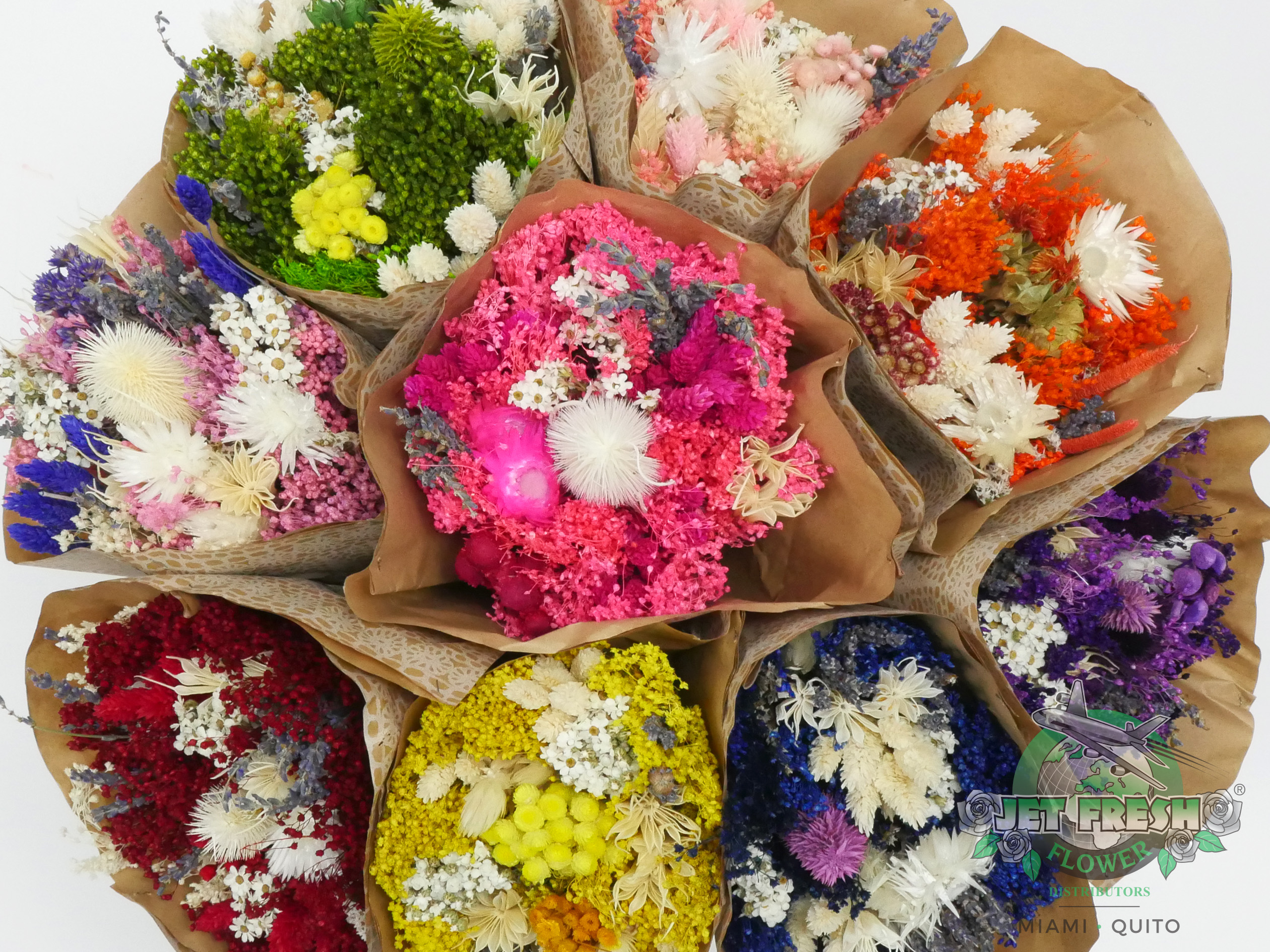 Dried Assorted Bouquets