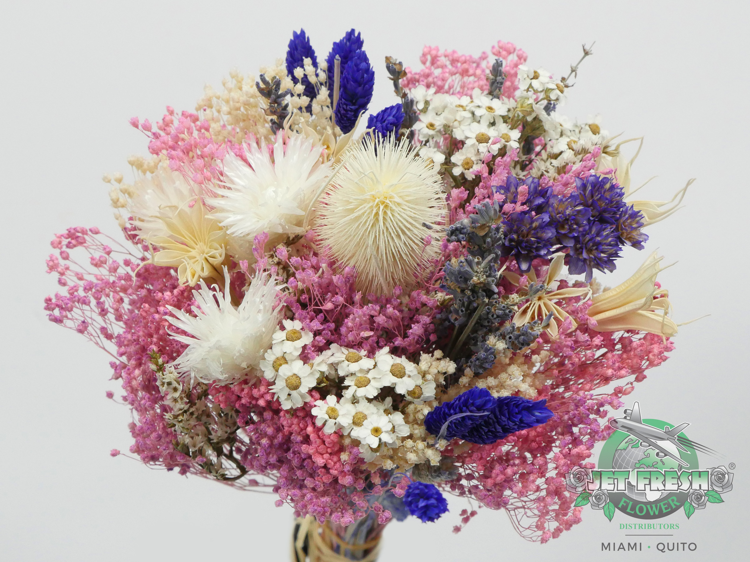 Dried Spring Assorted Bouquets