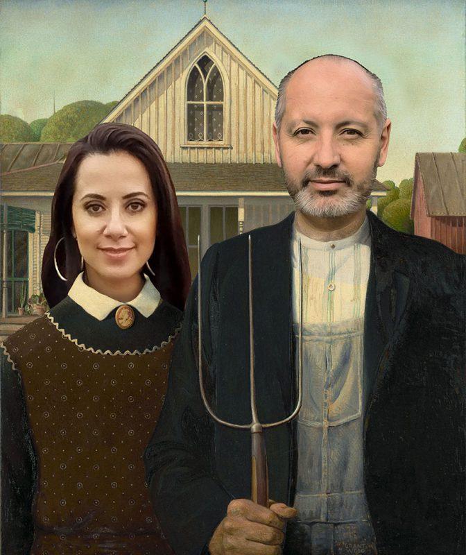 Juanita and Carlos Growers from JFF