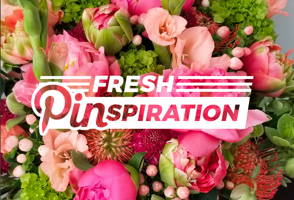 Pinterest Jet Fresh Flowers